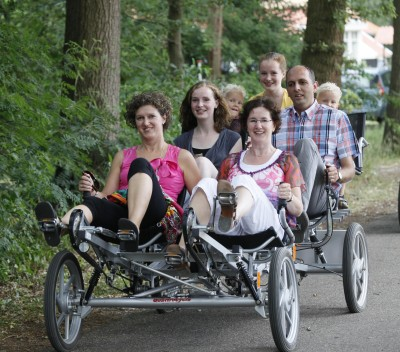 Cycle-, pedal-go-kart, quattro cycle rentals